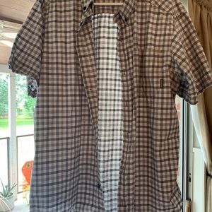 Men's Columbia button up